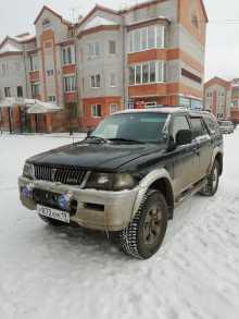 Черногорск Montero Sport 1997