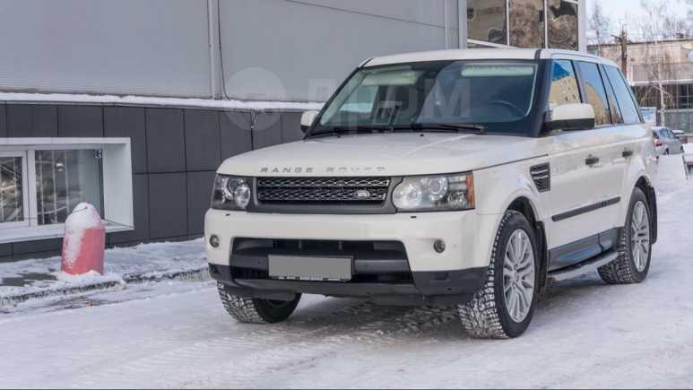 Land Rover Range Rover Sport, 2009 год, 1 250 000 руб.