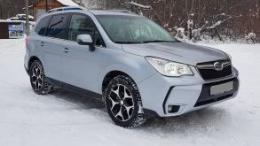 Томск Forester 2013