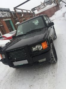 Новосибирск Range Rover 1996