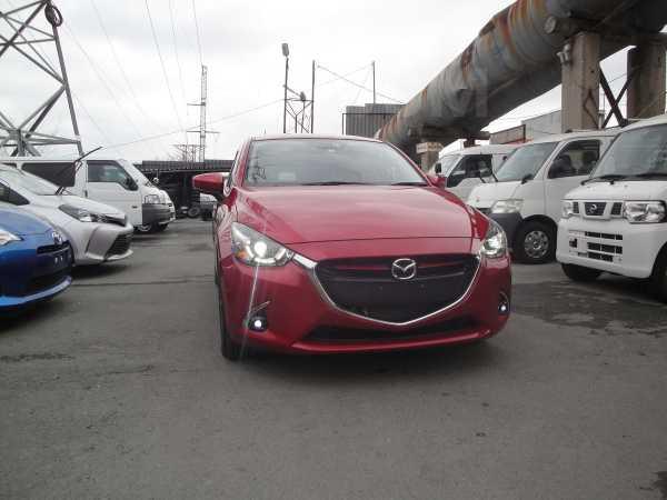 Mazda Demio, 2017 год, 810 000 руб.