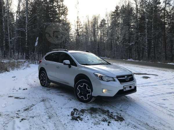 Subaru XV, 2013 год, 999 000 руб.