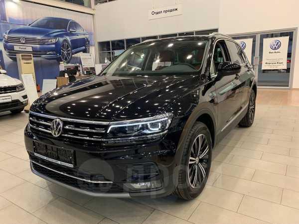Volkswagen Tiguan, 2018 год, 2 523 300 руб.