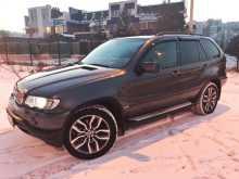 Иркутск BMW X5 2003