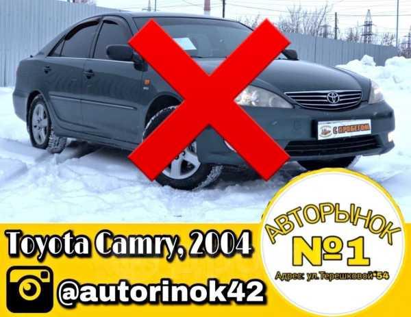 Toyota Camry, 2004 год, 385 000 руб.