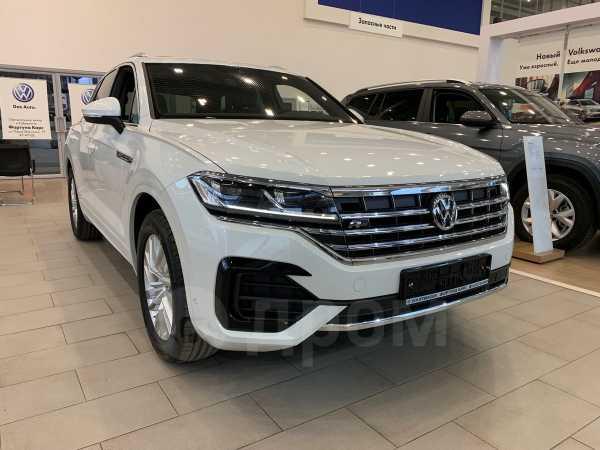 Volkswagen Touareg, 2018 год, 4 393 000 руб.