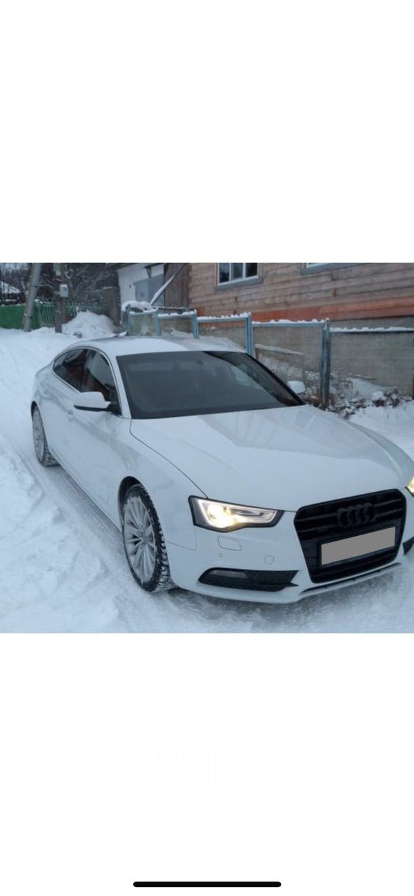 Audi A5, 2012 год, 1 110 000 руб.