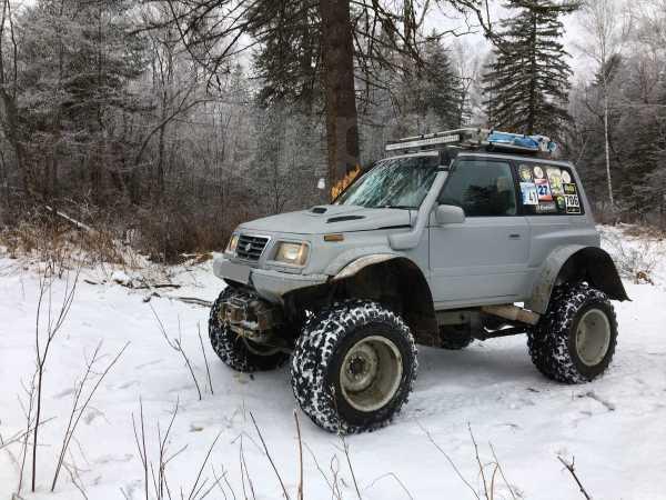 Suzuki Escudo, 1991 год, 550 000 руб.