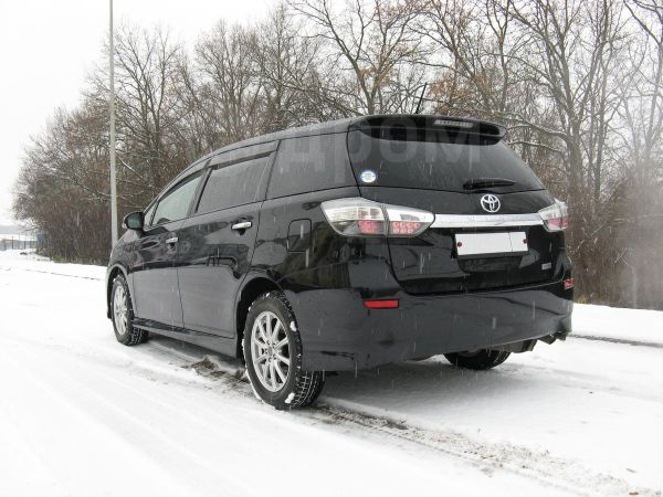 Toyota Wish, 2012 год, 955 000 руб.