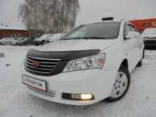 Омск Emgrand EC7 2012
