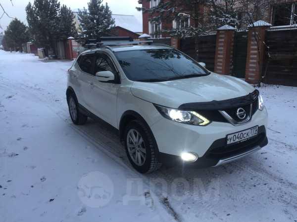 Nissan Qashqai, 2016 год, 1 115 000 руб.