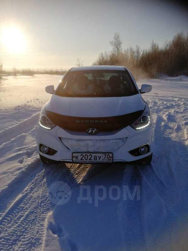 Hyundai ix35, 2015 год, 1 200 000 руб.