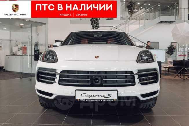 Porsche Cayenne, 2018 год, 7 990 854 руб.