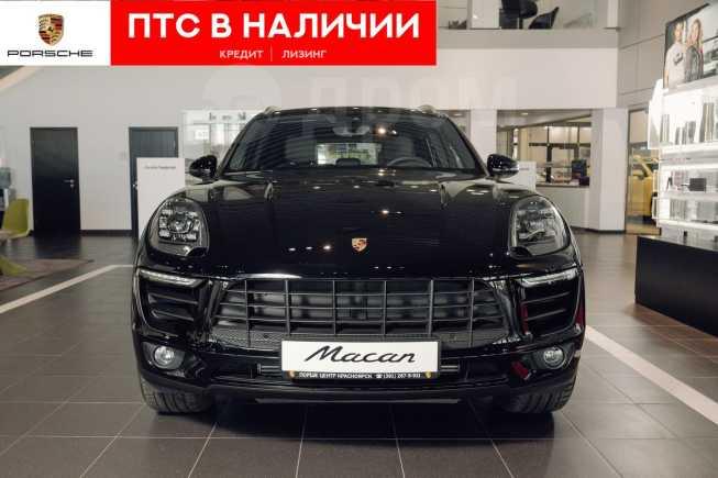 Porsche Macan, 2018 год, 3 950 000 руб.