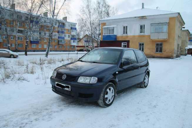 Volkswagen Polo, 2001 год, 100 000 руб.