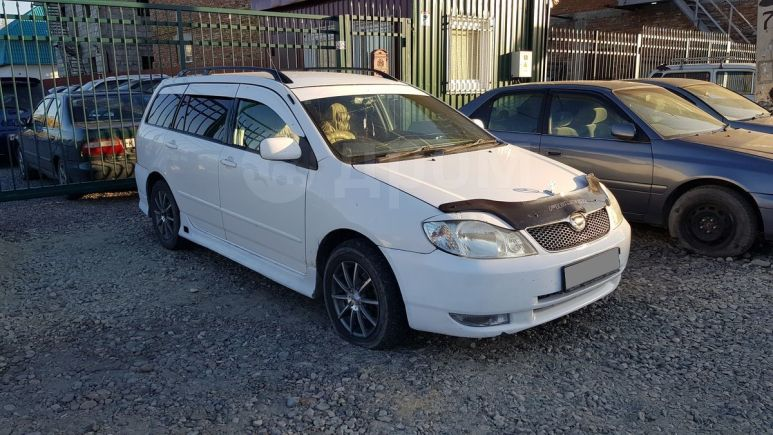 Toyota Corolla Fielder, 2001 год, 245 000 руб.
