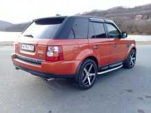 Находка Range Rover Sport