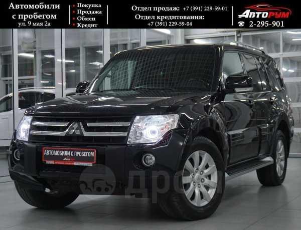 Mitsubishi Pajero, 2011 год, 1 227 000 руб.