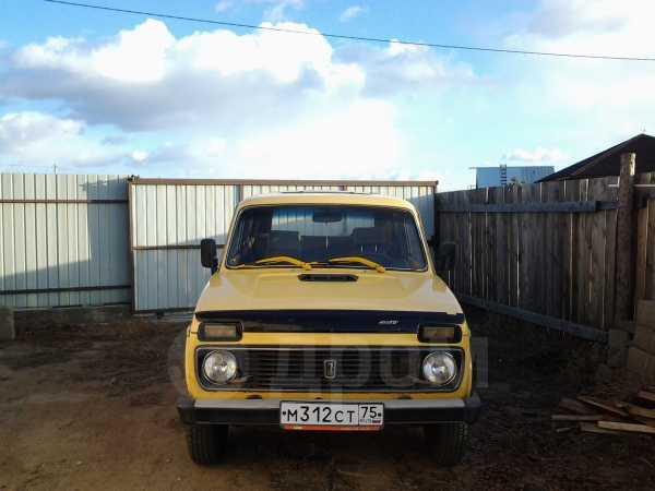 Лада 4x4 2121 Нива, 1983 год, 150 000 руб.