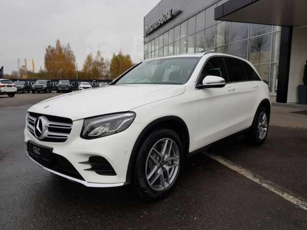Mercedes-Benz GLC, 2018 год, 3 273 000 руб.