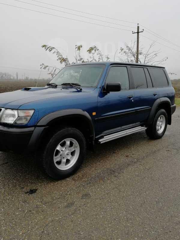 Nissan Patrol, 2001 год, 600 000 руб.