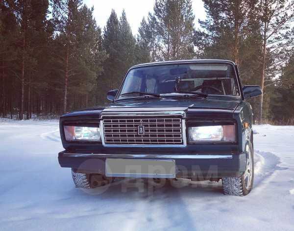 Лада 2107, 2005 год, 110 000 руб.