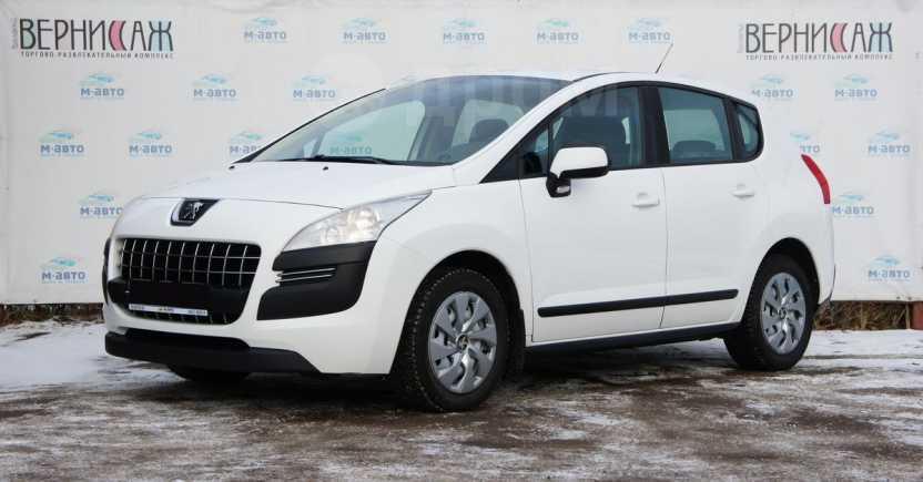 Peugeot 3008, 2012 год, 535 000 руб.
