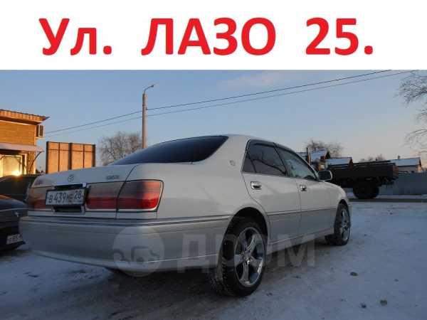 Toyota Crown, 2001 год, 340 000 руб.