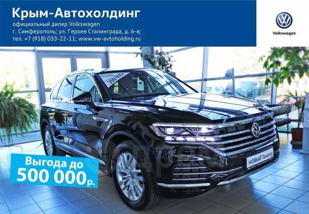 Volkswagen Touareg, 2018 год, 4 283 000 руб.