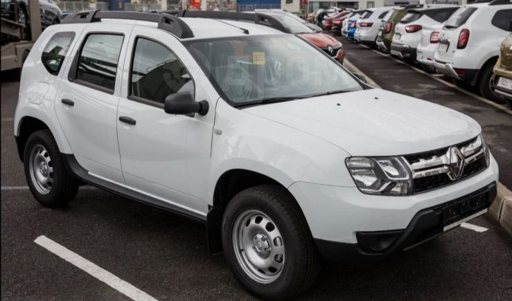 Renault Duster, 2018 год, 872 990 руб.