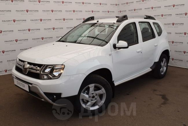 Renault Duster, 2018 год, 1 062 990 руб.