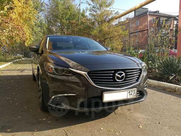 Mazda Mazda6, 2017 год, 1 650 000 руб.