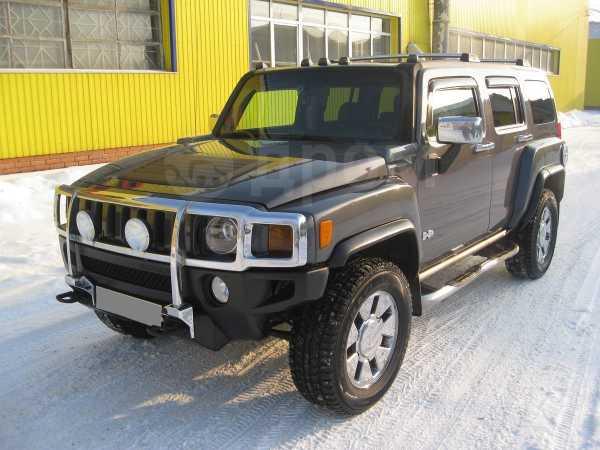 Hummer H3, 2008 год, 1 200 000 руб.