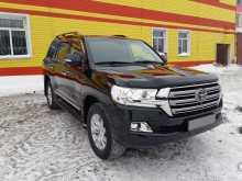 Новокузнецк Land Cruiser 2018