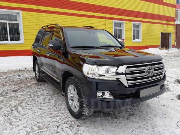 Toyota Land Cruiser, 2018 год, 5 230 000 руб.
