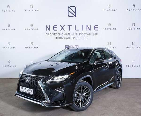 Lexus RX300, 2018 год, 3 515 000 руб.