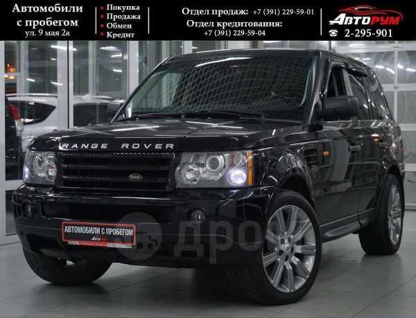 Land Rover Range Rover Sport, 2008 год, 1 087 000 руб.