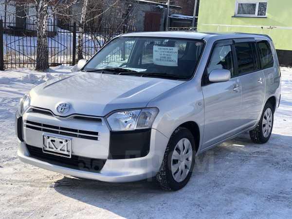 Toyota Succeed, 2015 год, 610 000 руб.