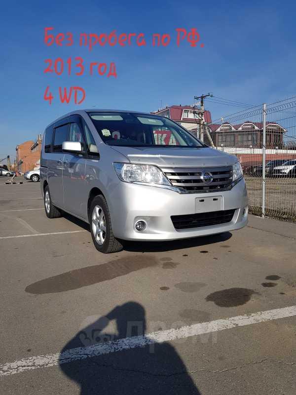 Nissan Serena, 2013 год, 899 000 руб.