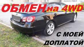 Кемерово Lexus GS450h 2010