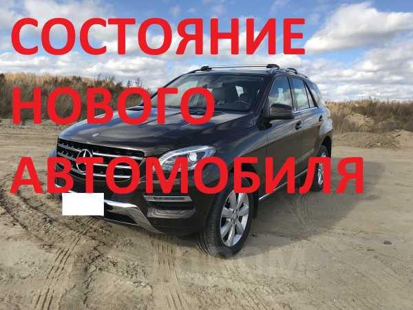Mercedes-Benz M-Class, 2012 год, 2 059 000 руб.