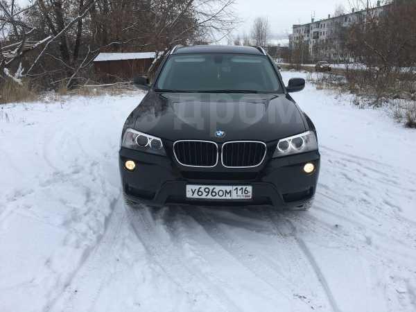 BMW X3, 2013 год, 1 017 000 руб.