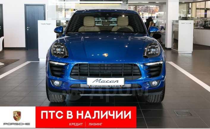 Porsche Macan, 2018 год, 3 850 000 руб.