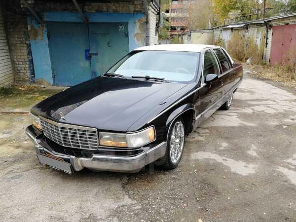 Cadillac Fleetwood, 1994 год, 455 000 руб.