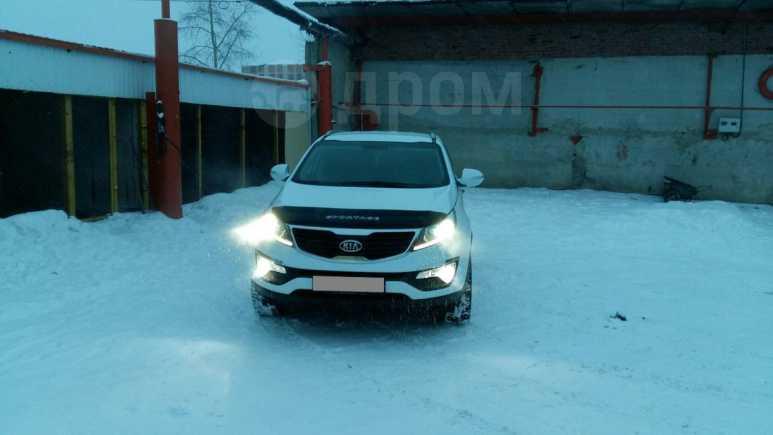 Kia Sportage, 2012 год, 810 000 руб.