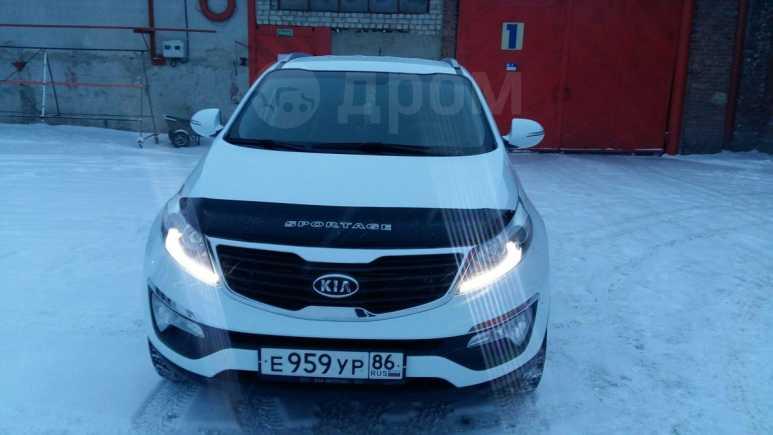 Kia Sportage, 2012 год, 777 000 руб.