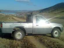 Еланцы Isuzu Rodeo 1991
