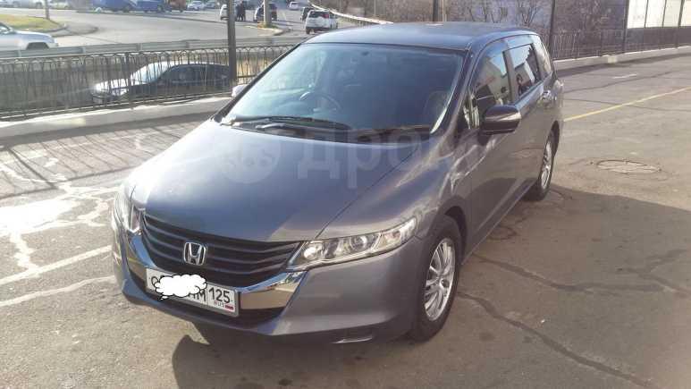 Honda Odyssey, 2010 год, 675 000 руб.