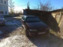 Усть-Калманка 2114 Самара 2011