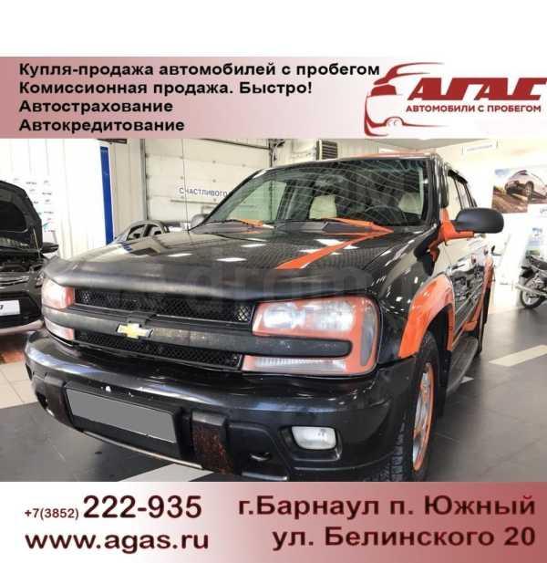 Chevrolet TrailBlazer, 2005 год, 330 000 руб.